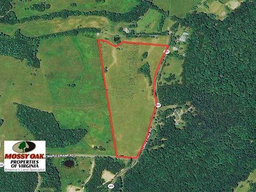 20 Acres of Equestrian Farm And Re : Rockbridge Baths : Rockbridge County : Virginia