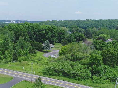 Spacious Country Building Lot : Granby : Oswego County : New York