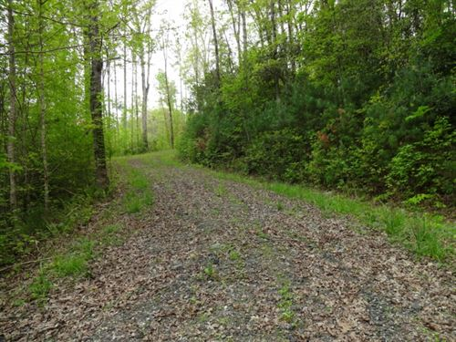 11.91 Acres-Private Location Adj : Sunset : Pickens County : South Carolina