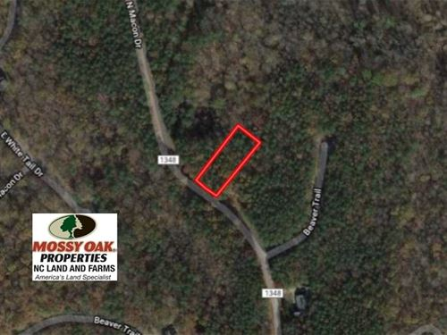 .63 Acres of Residential Land For : Halifax : Warren County : North Carolina