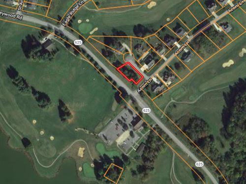 Land Auction Clear Creek Golf : Bristol : Washington County : Virginia