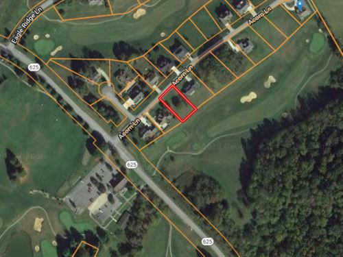 Auction Property Clear Creek Golf : Bristol : Washington County : Virginia