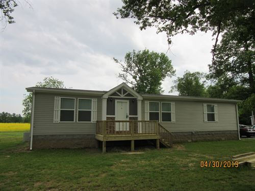 Manufactured Home, Feel Country : Brookport : Massac County : Illinois