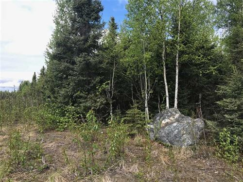 1.75 Acres, Secluded Living, Res : Willow : Matanuska-Susitna Borough : Alaska