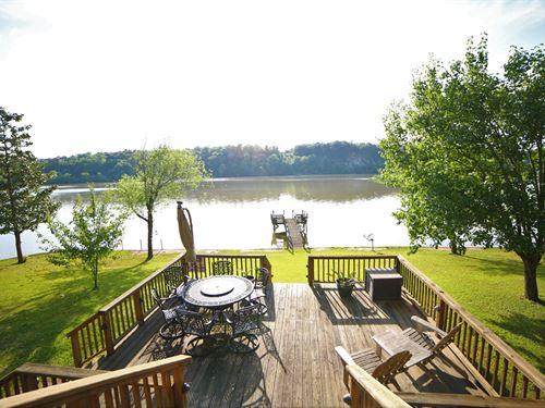 A Wonderful River Getaway : Lowndesboro : Lowndes County : Alabama