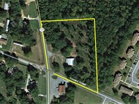 Highway 121 Commercial Lot : Newberry : South Carolina
