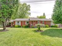 All-Brick, 3 Bdrm/2Bath Home : Mount Pleasant : Maury County : Tennessee