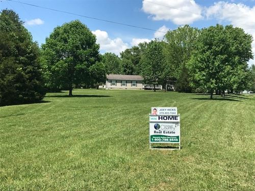 Pending,2500 Sq Ft Home, 2 Acres : Campbellsville : Taylor County : Kentucky