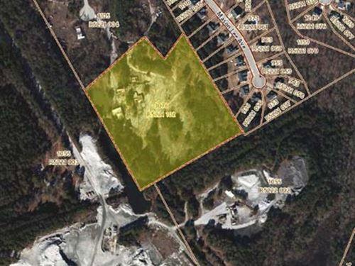 Industrial Land : Loganville : Gwinnett County : Georgia