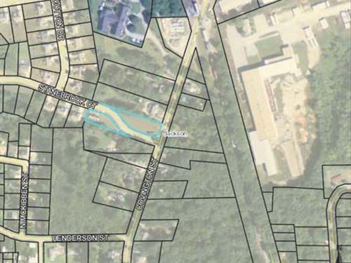 Residential Lot : Jackson : Burke County : Georgia