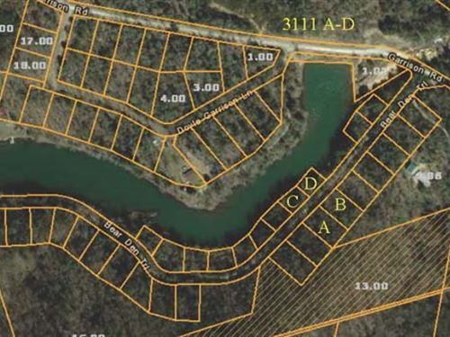 Lakefront Lot : Grandview : Cumberland County : Tennessee