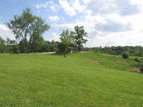 4.6 Ac 2 Miles From Lake / Rv Sites : Celina : Clay County : Tennessee