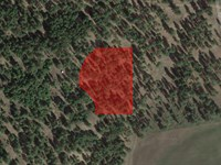 1.14-Acre Paradise In Curlew : Curlew : Ferry County : Washington