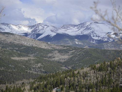 Wow Top Of The World Views : San Luis : Costilla County : Colorado