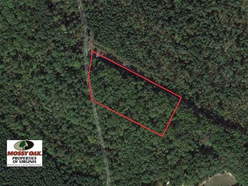 Under Contract, 2 Acre Residentia : Spotsylvania : Virginia