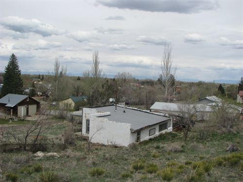Fixer-Upper Home South Central : Del Norte : Rio Grande County : Colorado