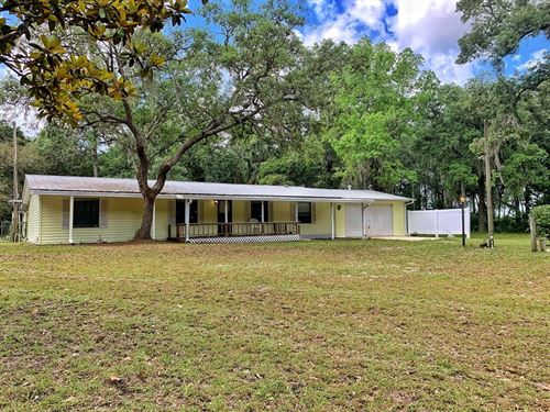 Country Home, Chiefland, Florida : Chiefland : Levy County : Florida