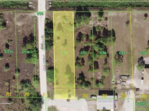 Residential Lot : Punta Gorda : Charlotte County : Florida