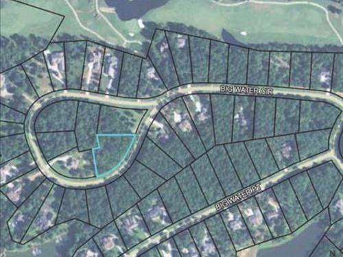 Residential Lot : Greensboro : Greene County : Georgia