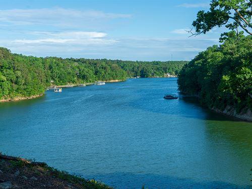 Smith Lake Waterfront Sell Off : Crane Hill : Cullman County : Alabama