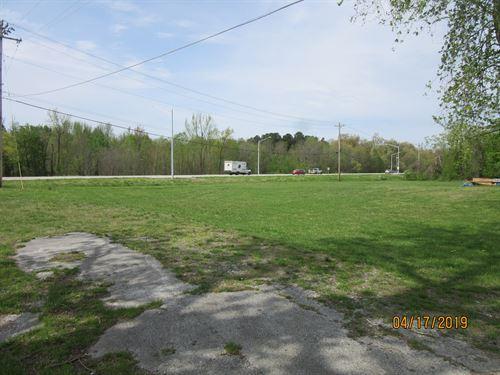 3 Acre Development Tract : Metropolis : Massac County : Illinois