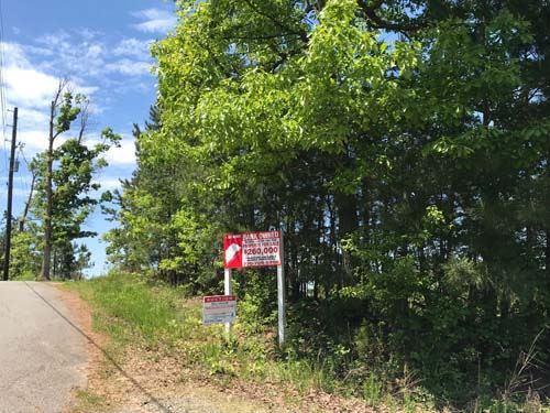 Commercial Land : Canton : Cherokee County : Georgia