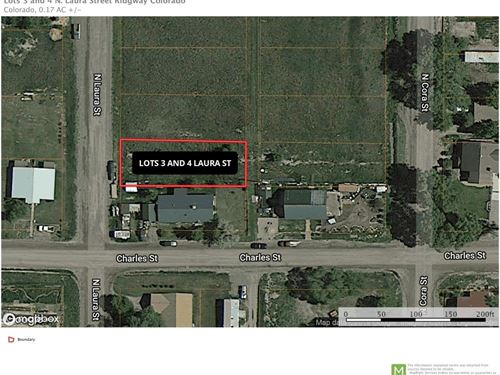 Land For Sale in Ridgway Colorado : Ridgway : Ouray County : Colorado