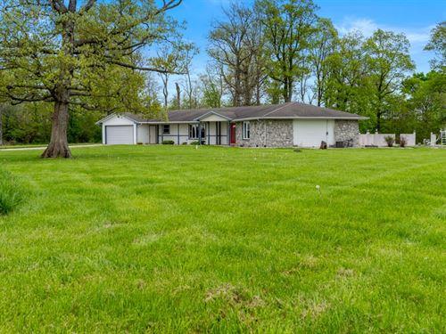 Country Home Parker City, Indiana : Parker City : Randolph County : Indiana