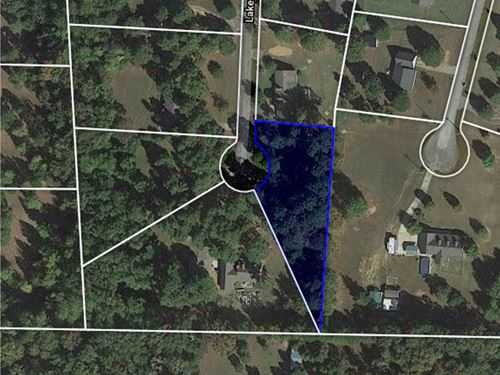 Residential Lot For Sale Near Lake : Clarksville : Johnson County : Arkansas