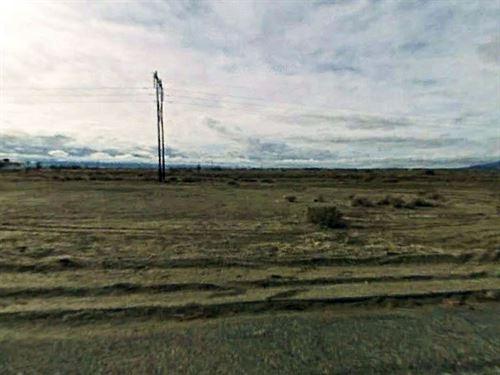 Residential Lot Near Salton Sea : Salton City : Imperial County : California