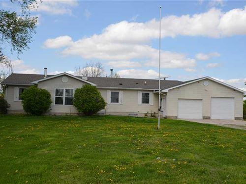 3 Bdrm/3 Bath Home For Sale in Mon : Blakesburg : Monroe County : Iowa