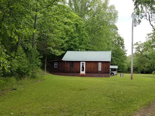 Private Country Property TN River : Linden : Perry County : Tennessee