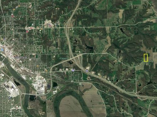 Wapello County Building Site : Ottumwa : Wapello County : Iowa
