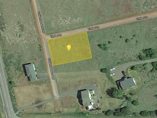 .28 Acres For Sale, Chiloquin, Or : Chiloquin : Klamath County : Oregon