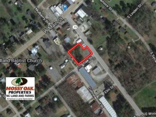 1.08 Acres of Residential Land For : Woodland : Northampton County : North Carolina