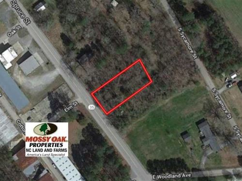 .43 Acres of Residential Land For : Woodland : Northampton County : North Carolina