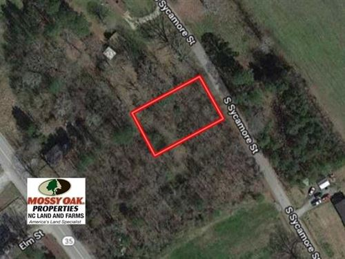 .34 Acres of Residential Land For : Woodland : Northampton County : North Carolina