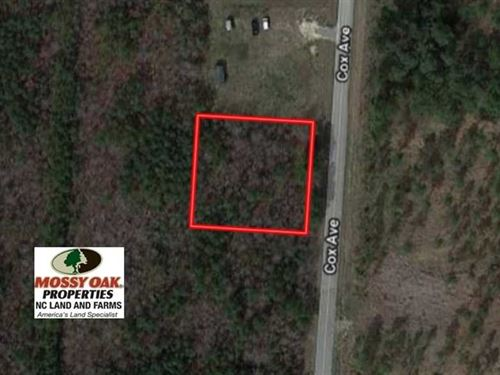 Under Contract, .49 Acres of Res : Rocky Mount : Edgecombe County : North Carolina