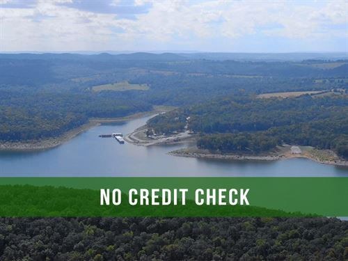 $500 Down On Lake Land : Cedarcreek : Taney County : Missouri