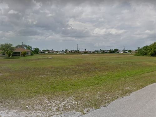 Lee County, Fl $25,000 : Cape Coral : Lee County : Florida