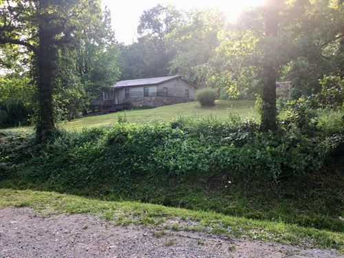 Country Cabin On 5 Acres For Sale : Marshall : Searcy County : Arkansas