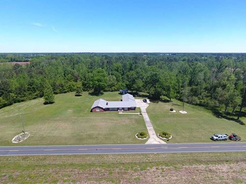 Under Contract, 8 Acres of Pastur : Fairmont : Robeson County : North Carolina