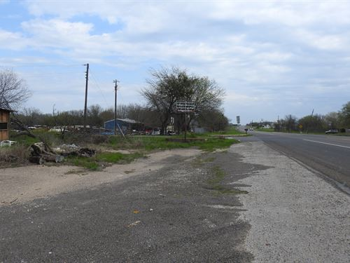 1.714 Acres, Highway 53 : Temple : Bell County : Texas
