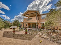 Edgewood NM 2970 SF Home 2.25 Acres : Edgewood : Santa Fe County : New Mexico