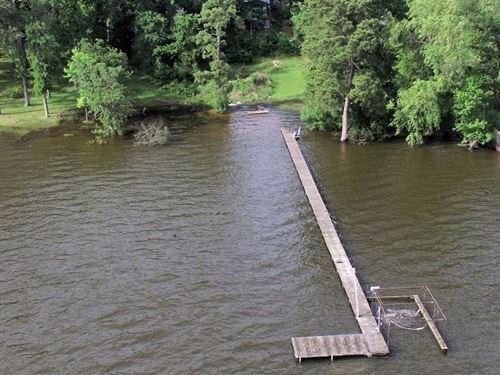 Waterfront Lots Lake Palestine : Flint : Smith County : Texas