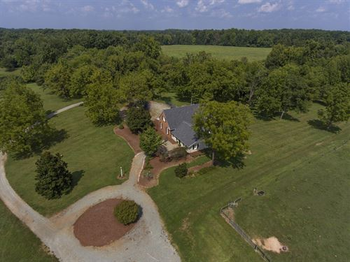 Turnkey Horse Farm : Mebane : Orange County : North Carolina