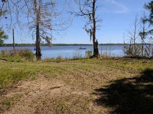Waterfront Community Looking Over : Camden : Perquimans County : North Carolina