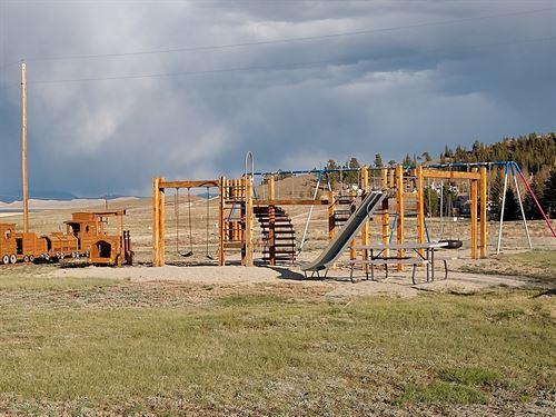 Affordable RV Lot Colorado Rockies : Fairplay : Park County : Colorado