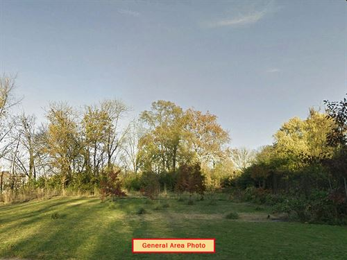Corner Lot On Island : Logansport : Cass County : Indiana