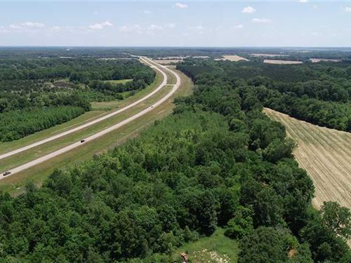 Great Tract of Land With Plenty of : Pontotoc : Mississippi